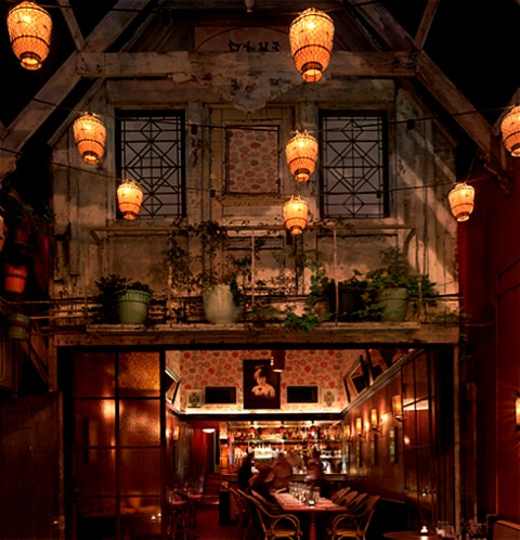 Chateau Marmont Bar