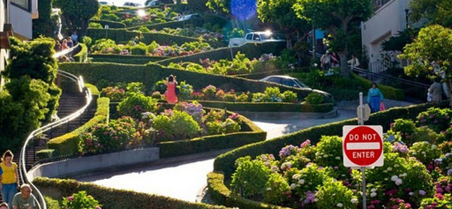 Lombard Street – San Francisco, California
