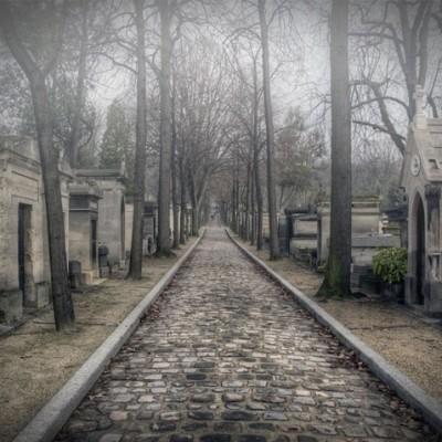 Pere Lachaise Cemetery, Paris