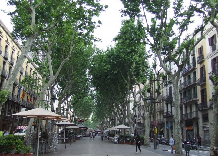 Barcelona Streets (2)