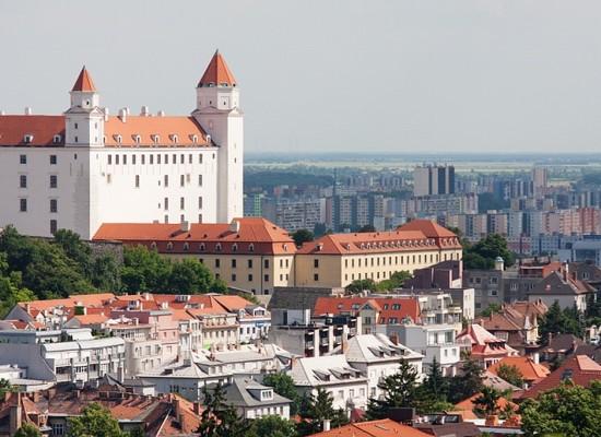 Bratislava, Capital of Slovakia