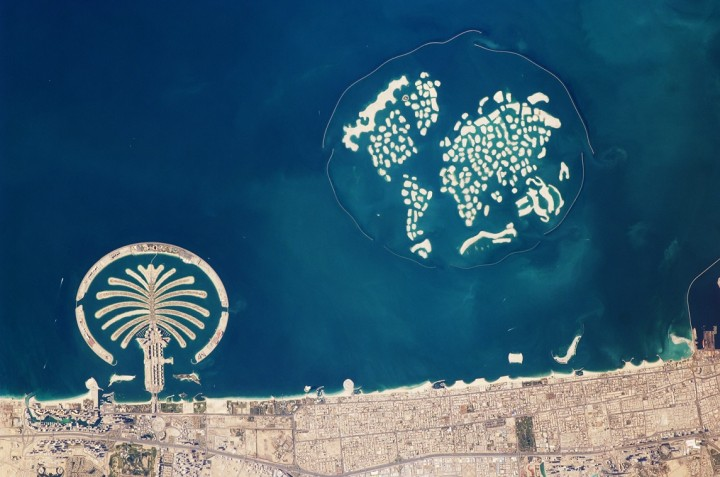 Dubai Earth Palm