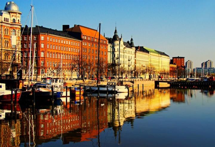 Helsinki, Finland hd