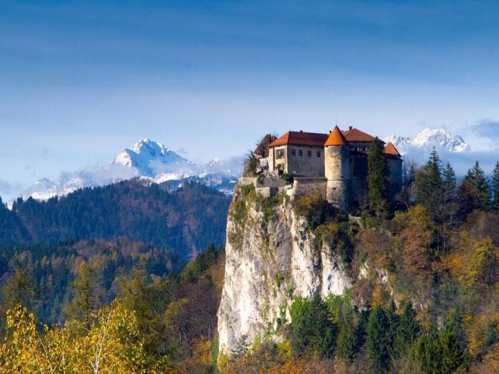 Ljubljana Slovenia Cultural Heritage