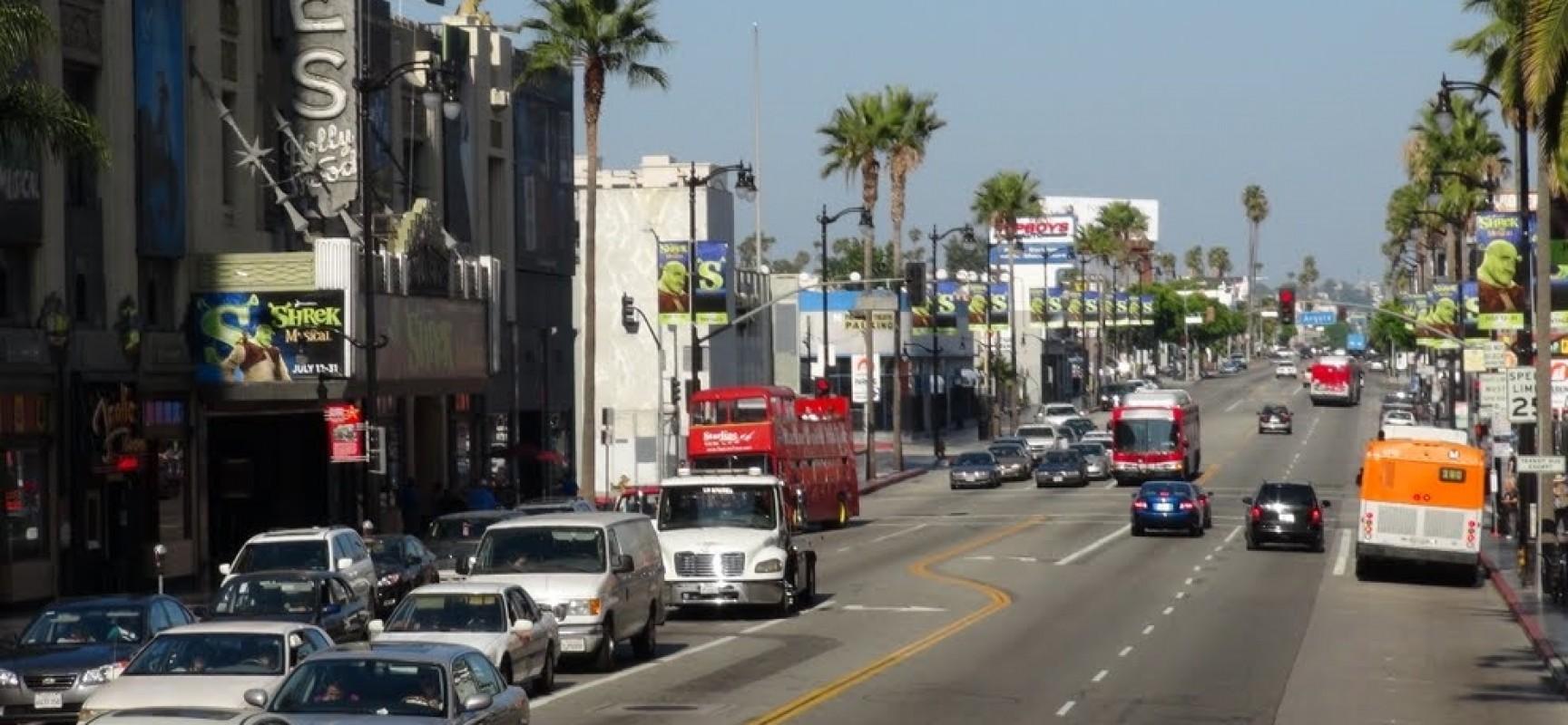 Long Beach To Los Angeles Km