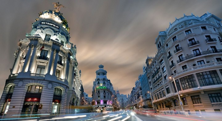 Madrid-Spain-Capital