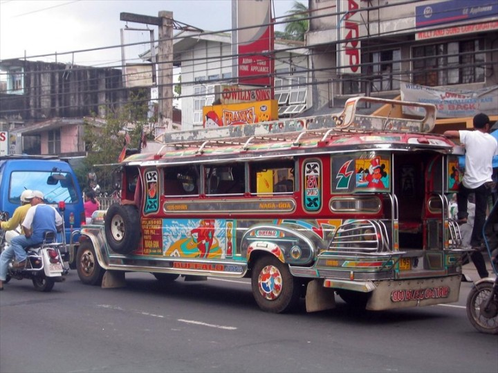 Manila-Philippines-streets