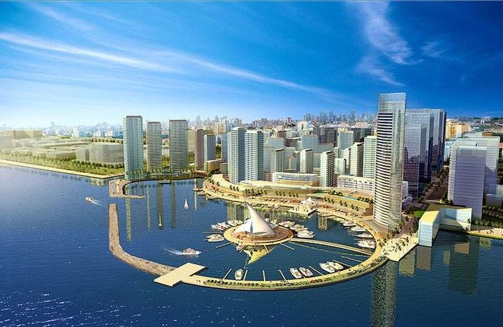Manila bay city
