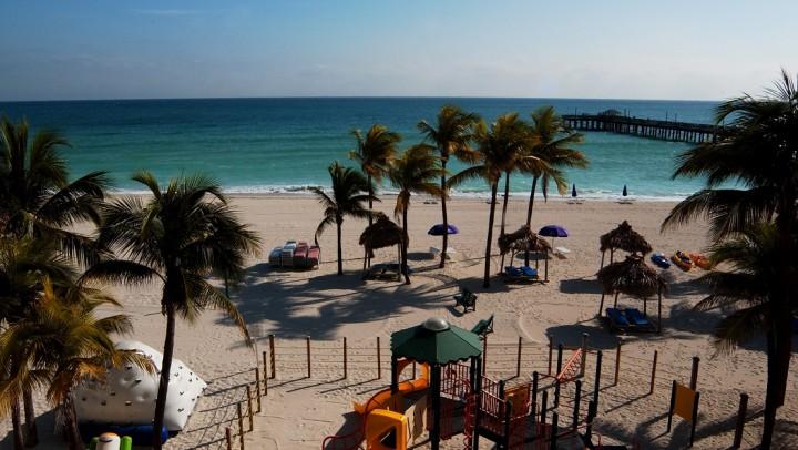 Miami, Florida beach (2)