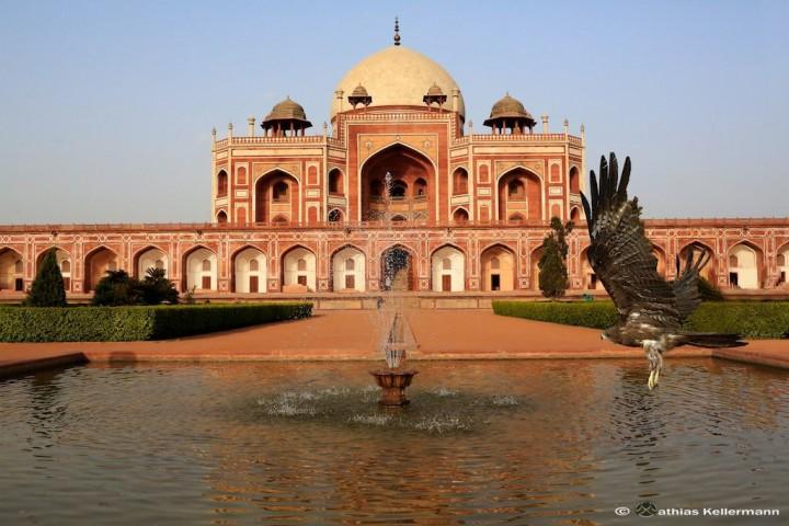 New Delhi building