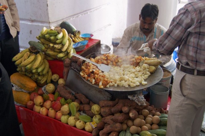 New Delhi food