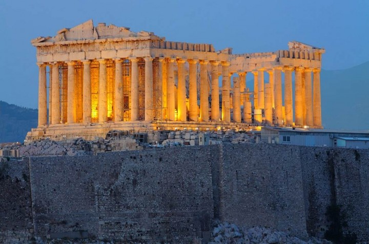Parthenon-athens greece