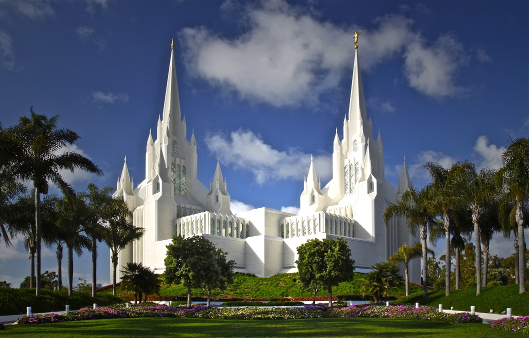 San Diego California City Of Hope Travel Featured