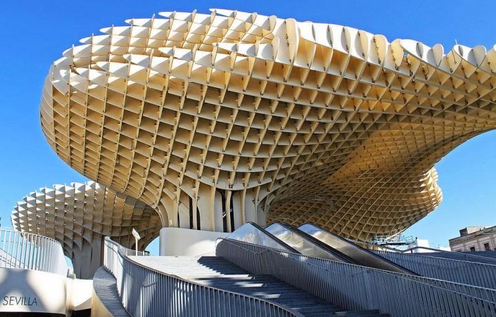 Seville Spain Metropol