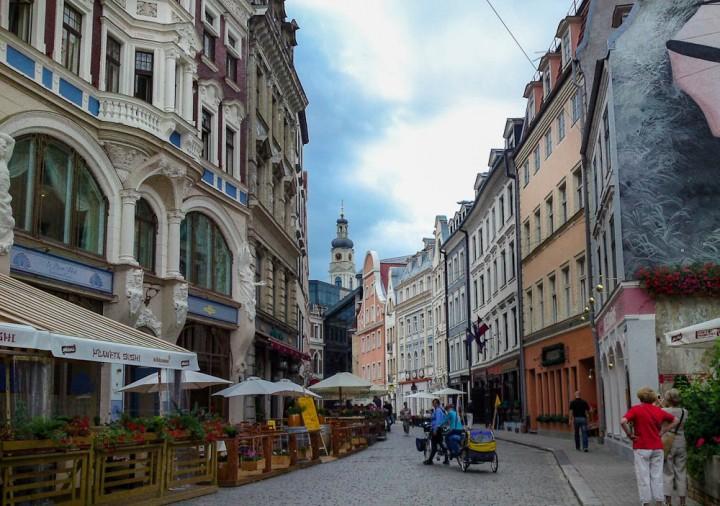 Tallinn estonia street