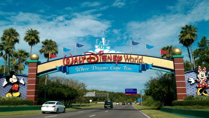 Walt_Disney_World Orlando Florida
