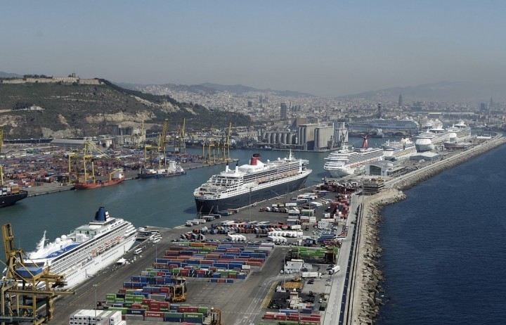 barcelona_spain port