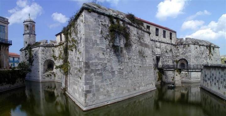 castillo-de-la-fuerza Havana Cuba