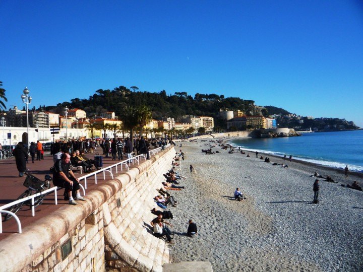 nice france boardwalk