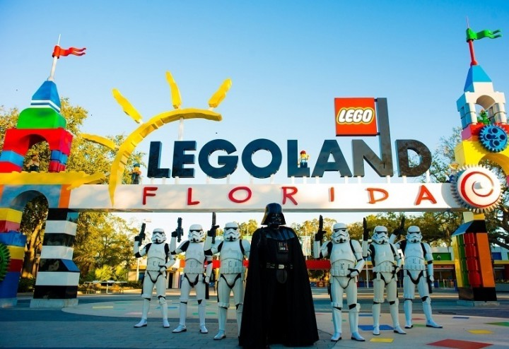 Orlando Florida Legoland