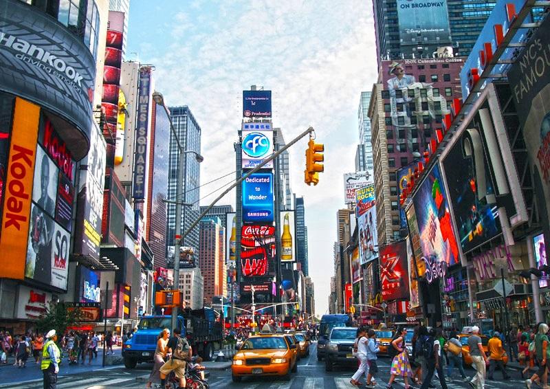 New York  Usa  U2013 World Financial Center