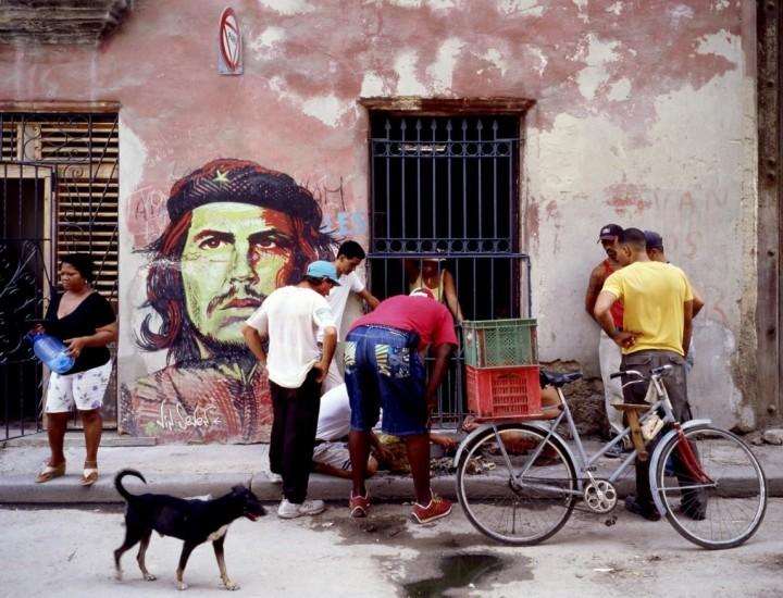 Havana Cuba Castro